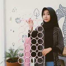 Hayya Hanger Gantungan Jilbab Hijab Multiguna - 28 Lubang