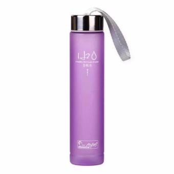 BELI SEKARANG HOLYWINGS - Botol Minum Plastik H2O 280ml - UNGU Klik di sini !!!