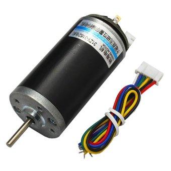 Holzer Encoding 0.18A 24V 8000rpm High Torque DC Motor - intl