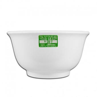 Hoover Melamine White Rice Bowl 4.5 (5245) - 3 pcs/Mangkuk Nasi (
