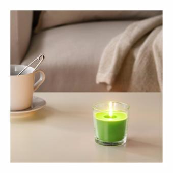IKEA SINNLIG Lilin Aromaterapi Apel dan Pear - 2