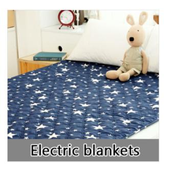 Harga Hanil Electric Blanket Bed Pad / Milky Way SML - intl
