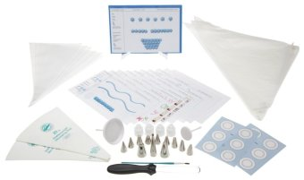Harga Wilton Decorating Basics Student Kit