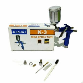 Harga MASAKA Mini Spray gun R2 / Spray gun Mini MASAKA tipe R2