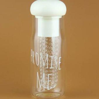 Harga Promise Me - New My Bottle for Infused water / Botol Tritan - White