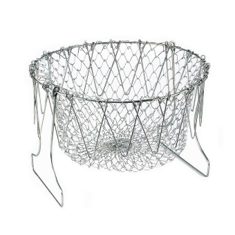 Harga As Seen On Tv Chef Basket For Deep Fried Cooking