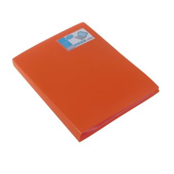 Harga Bantex Display Book 40 Pockets A4 Mango #3145 64