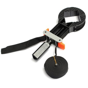 Harga Rapid Corner Clamp Band Strap 4 Jaws For Picture Frame Holder Woodworking Drawer