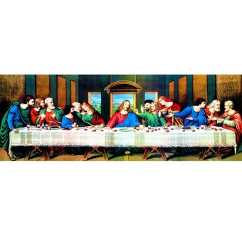 The Last Supper 5D Diamond DIY Painting Craft Home Decor - intl