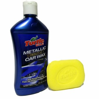 Harga STP Turtle Wax Metalic & Original