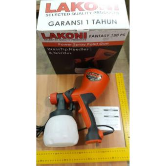 Harga SPRAY GUN ELECTRIC LAKONI FANTASY 150 PS / SPRAY GUN LISTRIK / LAKONI