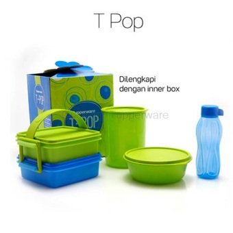Harga Tupperware New T Pop