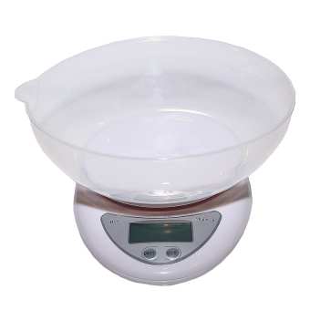 Harga Kitchen Scale - Timbangan Dapur Dengan Mangkok- Digital LCD Electronic Kitchen