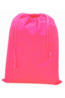 Harga Bluelans Laundry Sepatu Kantong Perjalanan Tas Serut Tas Penyimpanan Portabel Penyelenggara Mawar Merah