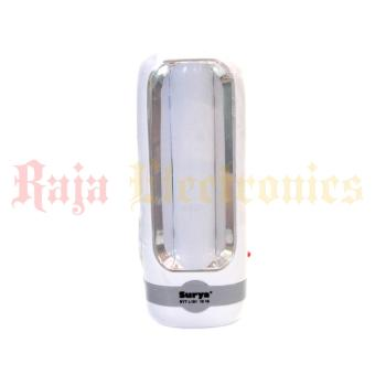 Harga Surya Lampu Emergency + Senter 10 LED + 1 Super LED ( SMD Light Emitting Diode Technology )
