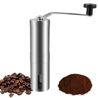 Harga Toprank Homdox Stainless Steel Manual Coffee Grinder with Adjustable Ceramic Conical Burr for Consistently Brewing Espresso French Press - intl