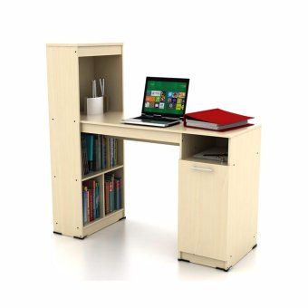 Harga Prissilia Tranquill Desk - Maple