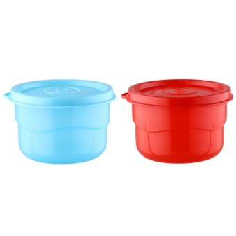 Tupperware Cake Taker Rectangular New Series Merah Page 4 Update Source · Harga Tupperware Snack Cup