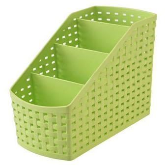 Harga Kotak penyimpanan plastik desktop 4 tabel sub tabel kasus penyimpanan multi fungsi penyelenggara untuk penyimpanan