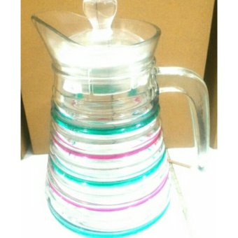 Harga Pitcher Teko Kaca Oval - 800ml