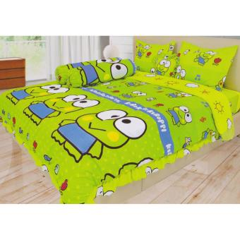 Harga Lady Rose Keroppi Sprei Set