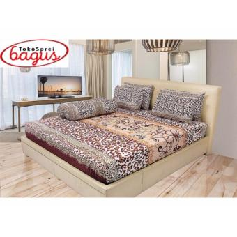 Harga Sprei Internal Queen B2 Arizona