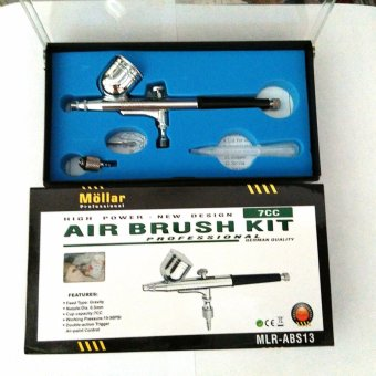 Harga Mollar 130A Pen Brush Professional / Spray Gun Air Brush