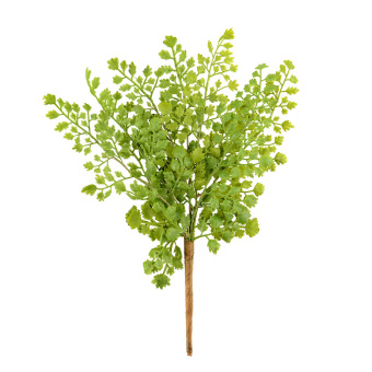 Harga Aukey Hight Quality Lovely Gingko Biloba Fake Artificial Plant DIY Room Home Decor