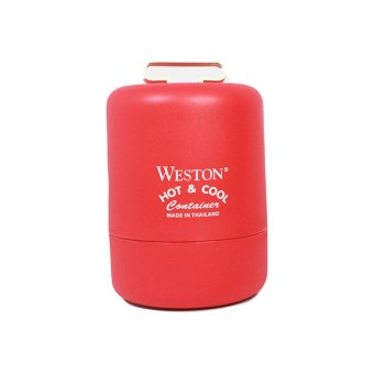 Harga Weston Hot & Cool 16.5 cm 4 Stacks Merah