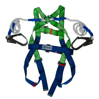 Harga NNG Double Hook Besar Safety Belt Industrial - Body Harness