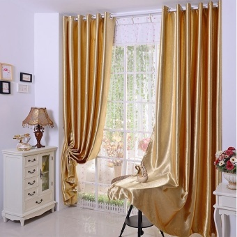 Harga Rainbow Gorden Blackout Golden Embossed