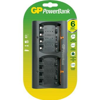 Harga GP Powerbank battery Charger 8 Slots AA & AAA ( PB22 )