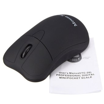 Harga Moonar New Mini 200g 0.01g Portable Wireless Mouse Style High