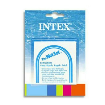 Harga Intex repair patch penambal kebocoran kasur air