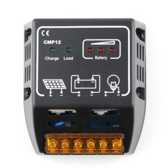 Harga YSMART CMP12-10A PWM 10A Solar Controller 12V 24V intelligence Solar cells Panel Charge