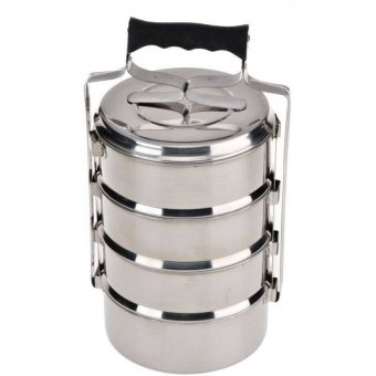 Harga Maspion Rantang16cm / 4 - Stainless steel