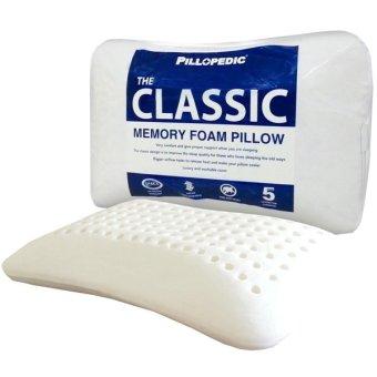 Willow Pillopedic Classic Memory Foam