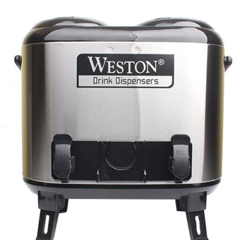 Harga Weston Dispenser Twin Station 2x6 L