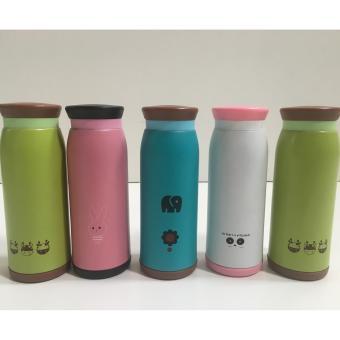 Cari Harga Botol Minum Plastik Bening Line Character Sally & Brown Source · Line Character Brown