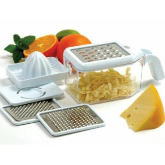 Harga Glow shop - Multi Grater With Juicer And Egg Separator 4 In 1 Set Parutan Juicer Pemisah Telur