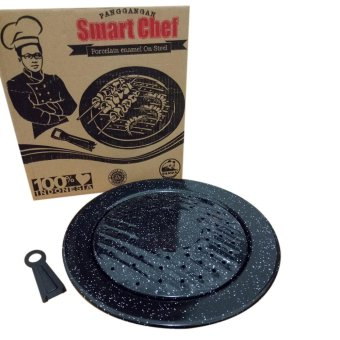 Harga Maspion Alat panggangan smart chef - porcelain enamel on steel
