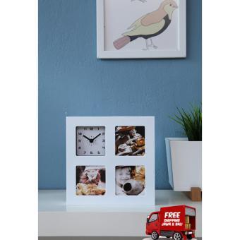 Harga The Olive House - Jam dan Photo Frame (EG6407)