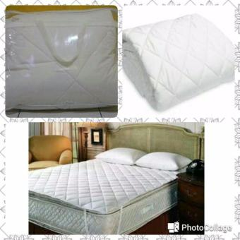 Matras Cover Pelindung Spring Bed