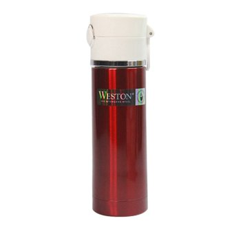 Harga Weston Saphire Thermo Pot Merah