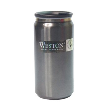 Harga Weston Thermo Soda Mug 300 ml - Abu-abu