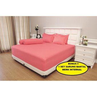 Harga Sprei Vallery Quincy Queen (160x200) salem