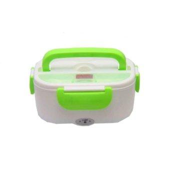 Benz Lunch Box Electrik - Kotak Makan Praktis Dengan Pemanas Elektrik - Multi Collor