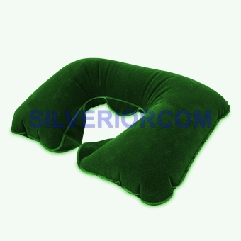 Harga Best Seller Bantal Leher Travel Angin Tiup .