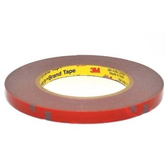 Harga 3M AFT Acrylic Foam Tape 5666 - 1.1 mm - 12 mm x 33 m - Double Tape Mobil