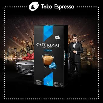 Harga Nespresso - Lungo Cafe Royal Made in Switzerland